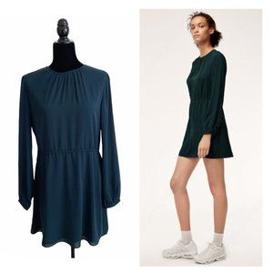 NWT Aritzia Sunday Best Poppins Dress in Everest